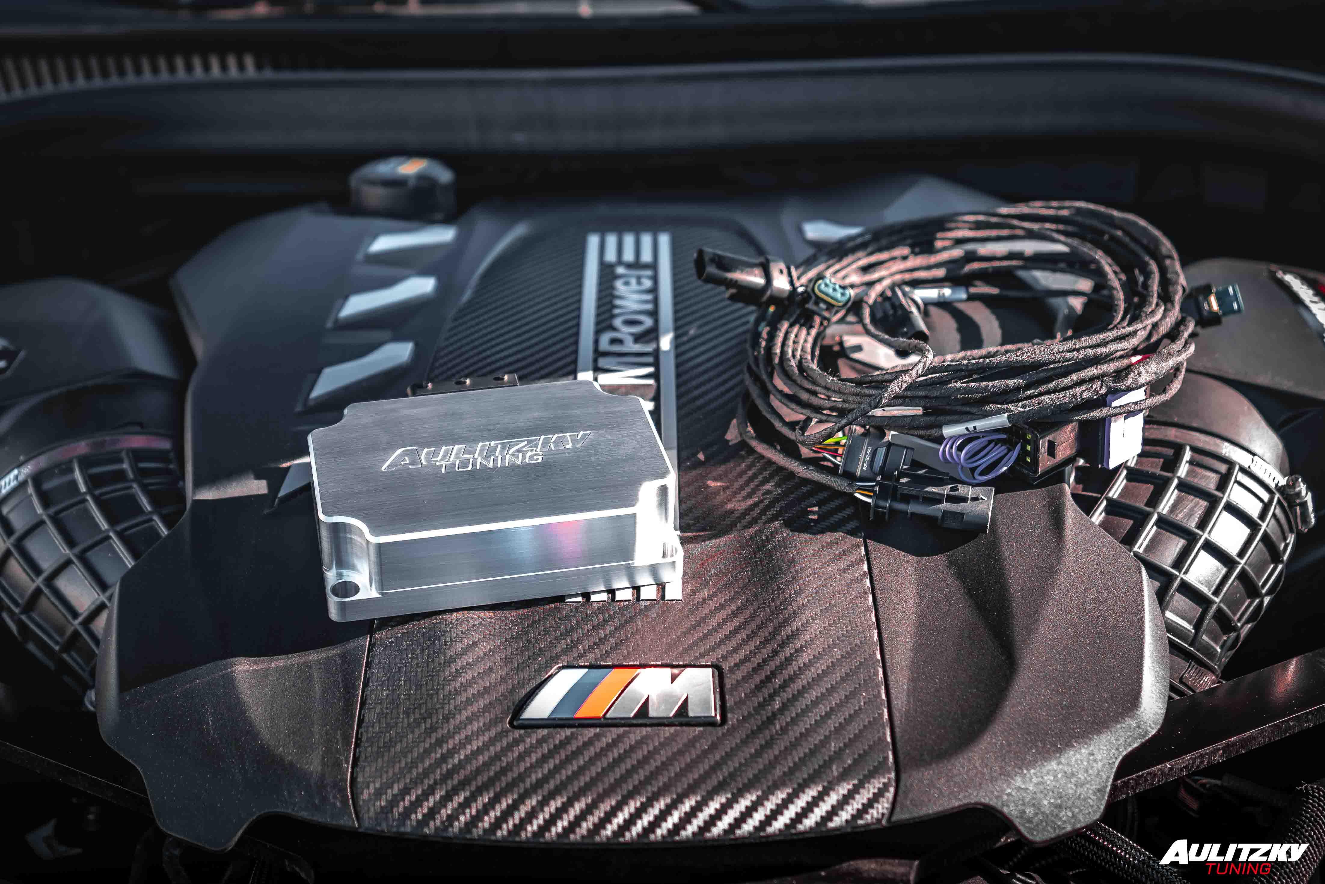 Aulitzky Tuning | Leistungssteigerung per Zusatzsteuergerät | BMW X5M/X6M Competition F95/F96