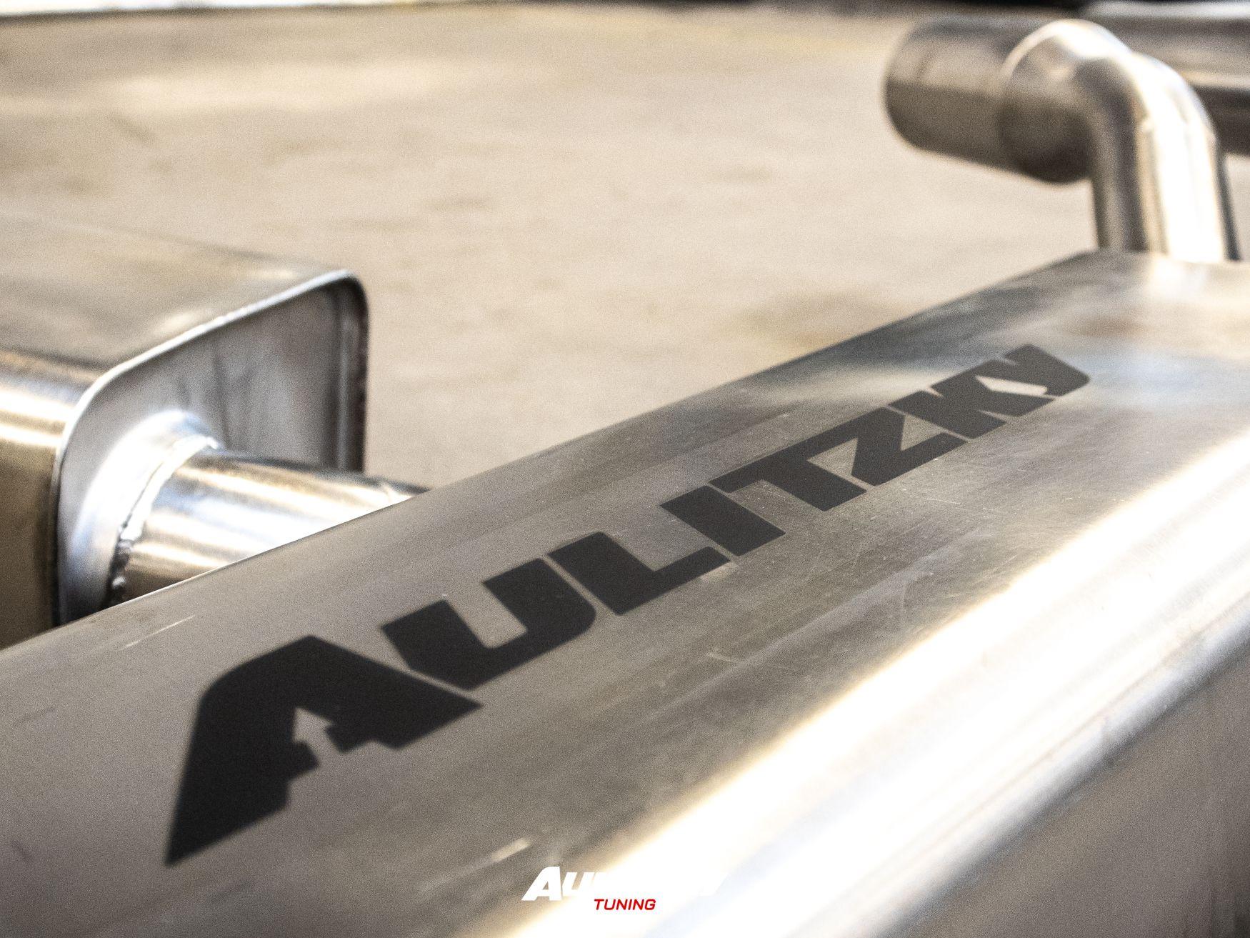 Aulitzky Exhaust | Mercedes-Benz G-Klasse | G63 AMG | Edelstahl Abgasanlage ab OPF mit Klappensteuerung