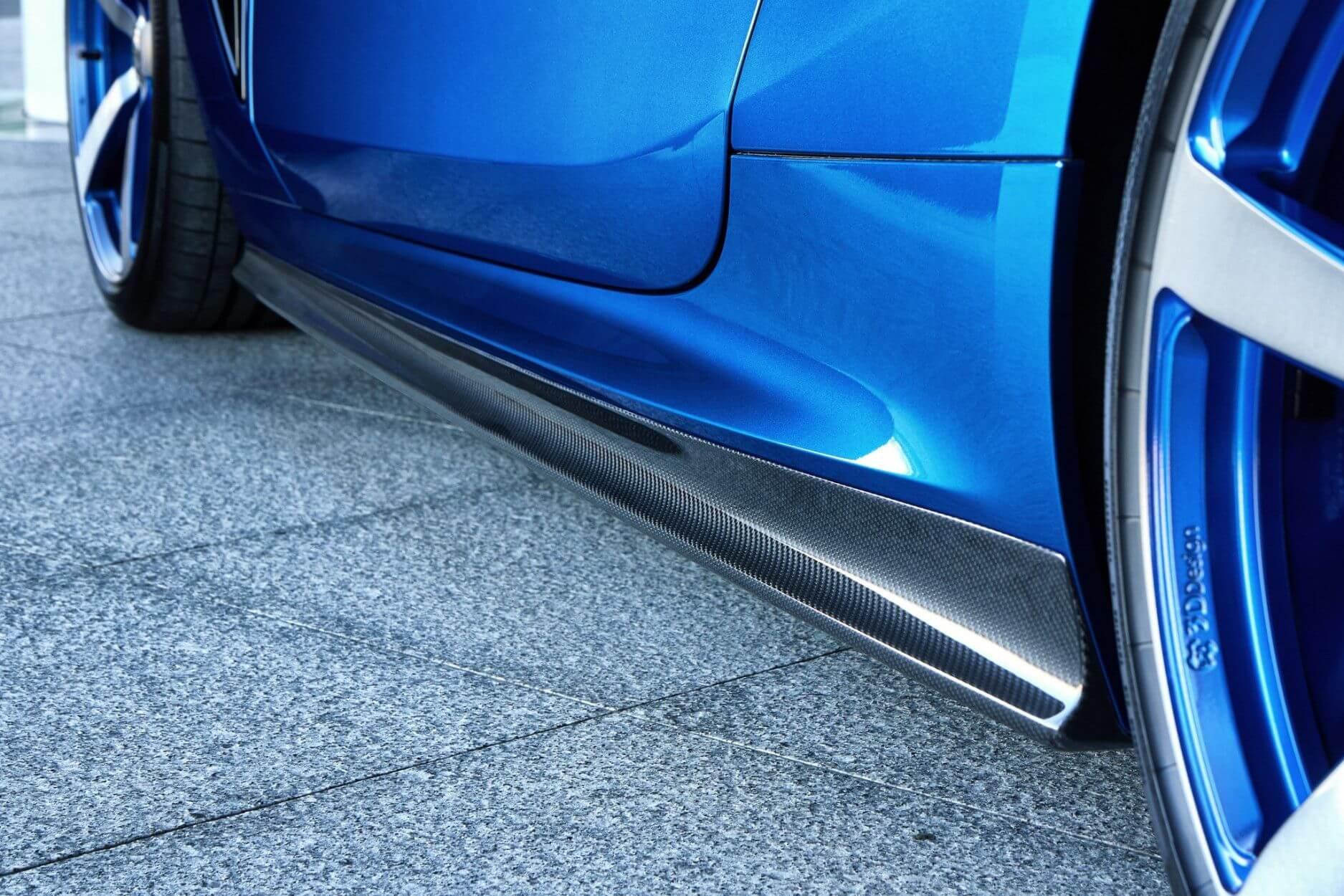 3DDesign | Carbon Seitenschweller | BMW 8er/M850i/M8/M8 Competition | F91/F92/G14/G15