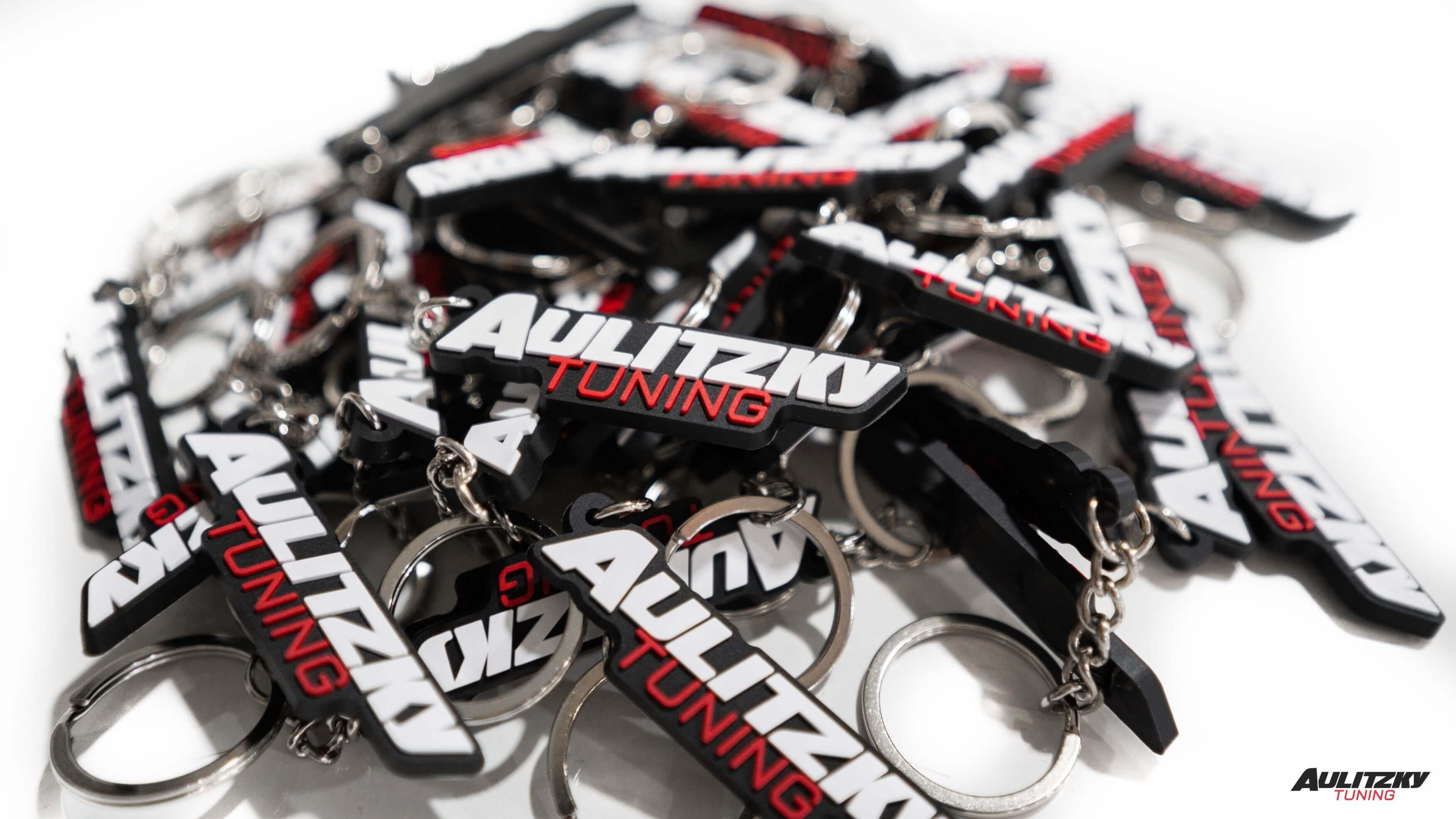 "Aulitzky Tuning   Schlüsselanhänger   Aulitzky Tuning Logo   ""Aulitzky-Edition"""