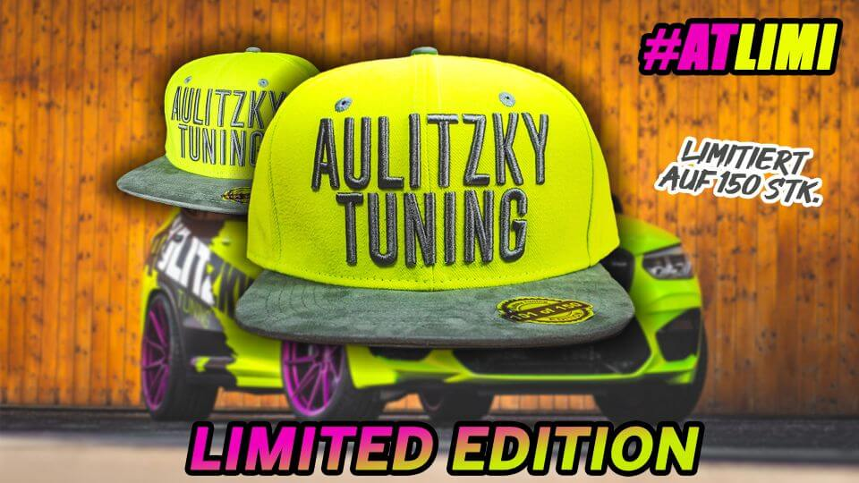 Aulitzky Tuning  | AT-Limi Snapback Limited |  #one of 150 | Restock!