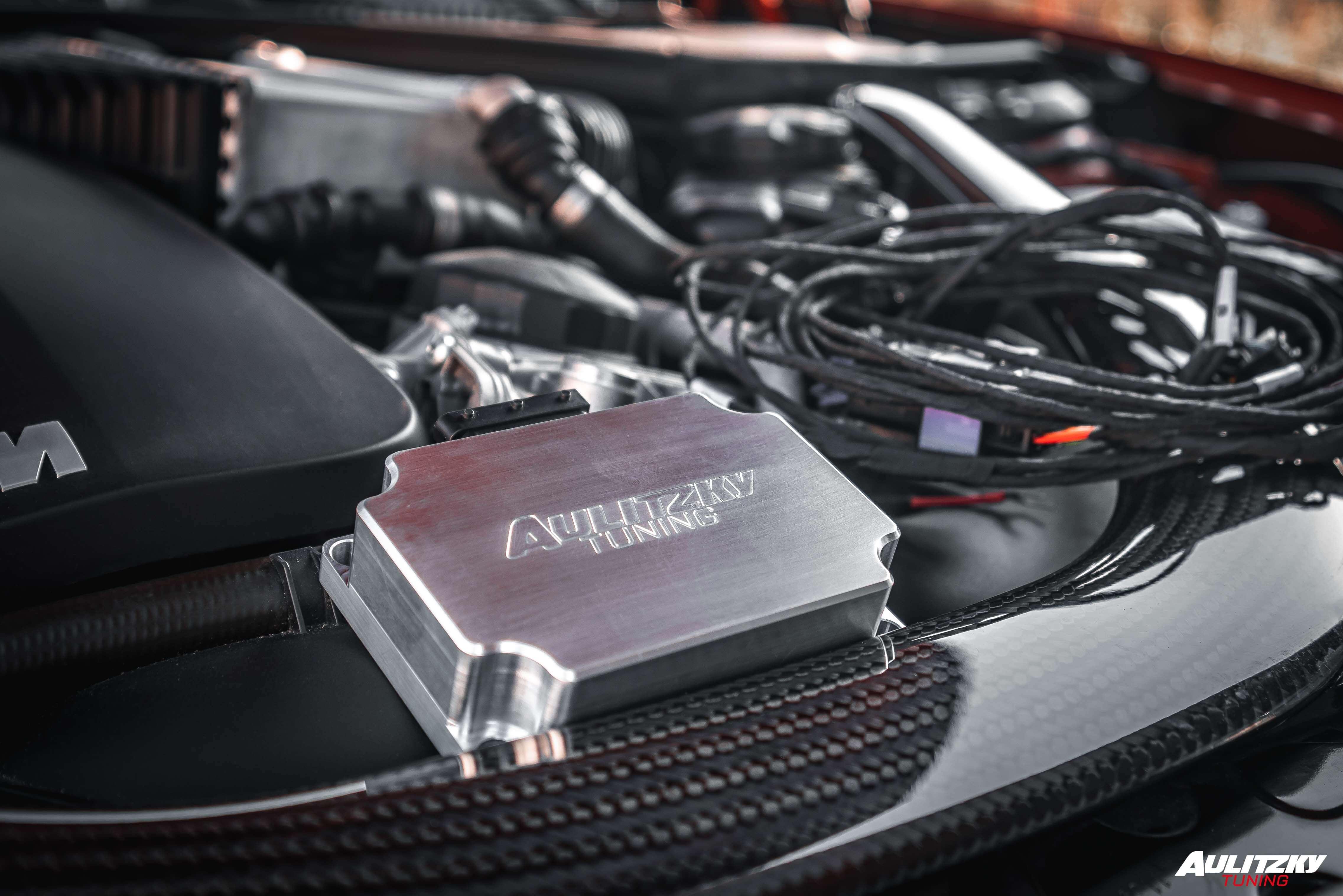Aulitzky Tuning | Leistungssteigerung per Zusatzsteuergerät | BMW M2 CS F87