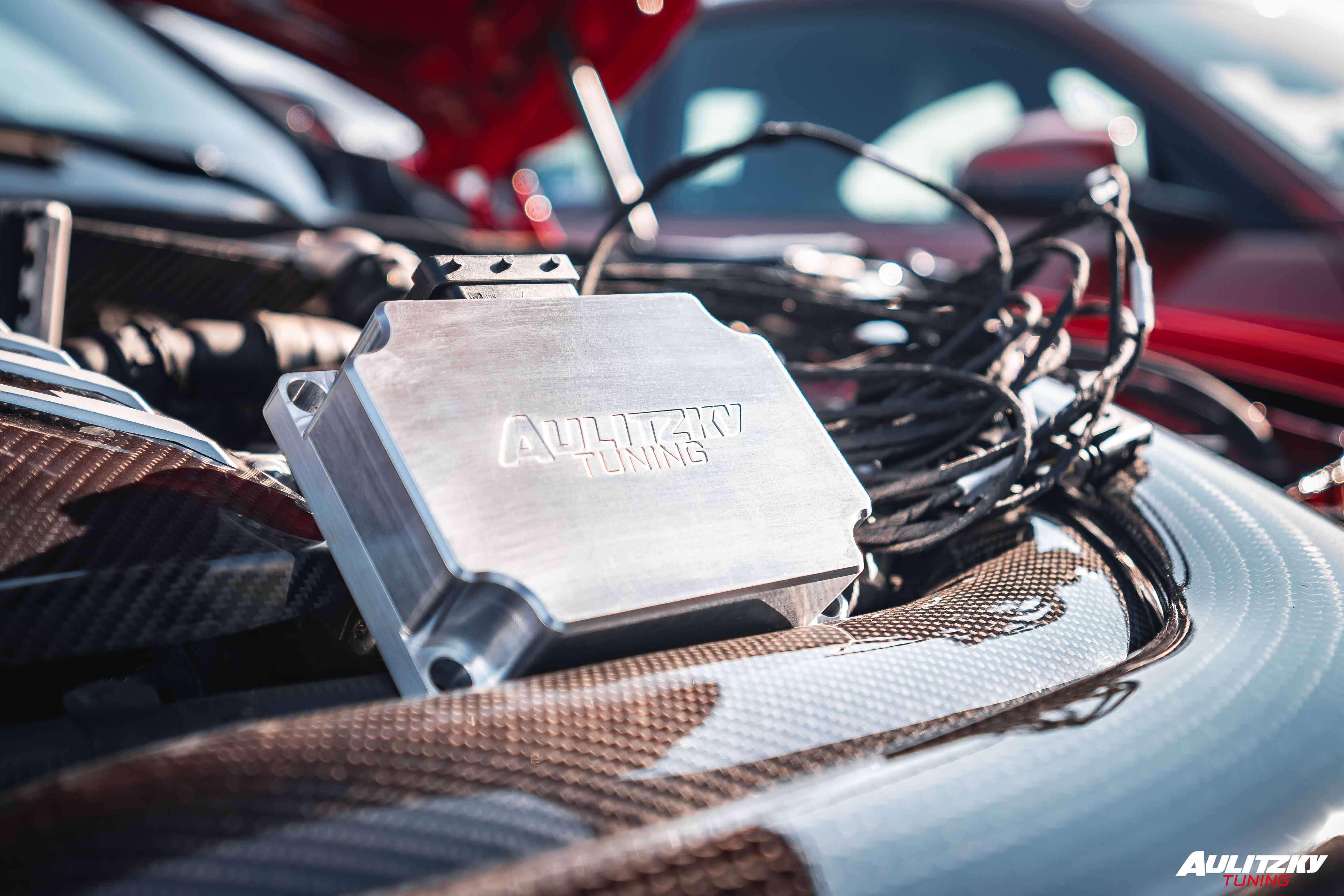 Aulitzky Tuning | Leistungssteigerung per Zusatzsteuergerät | BMW M3/M4 Competition G80/G82/G83