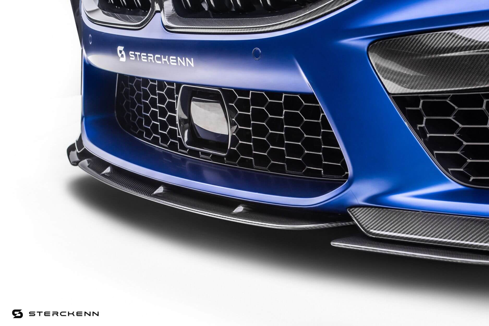 Sterckenn | Carbon Frontlippe | BMW M8/M8 Competition | F91/F92