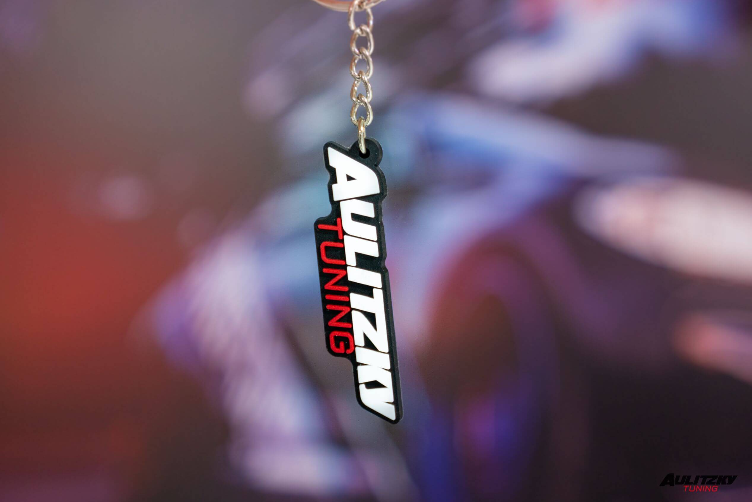 "Aulitzky Tuning | Schlüsselanhänger | Aulitzky Tuning Logo | ""Aulitzky-Edition"""