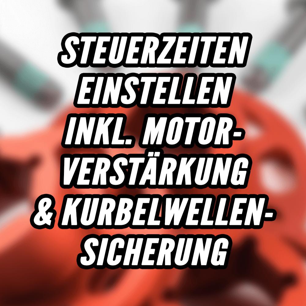 Aulitzky Tuning   Steuerzeiten einstellen inkl. Motorverstärkung & Kurbelwellensicherung   BMW M2 / M3 / M4 (F87 / F80/  F82 / F83) (S55-Motor)