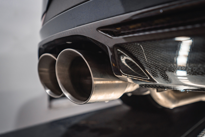 Aulitzky Exhaust | Seat Leon Cupra R ST | Edelstahl Abgasanlage ab OPF mit Klappensteuerung