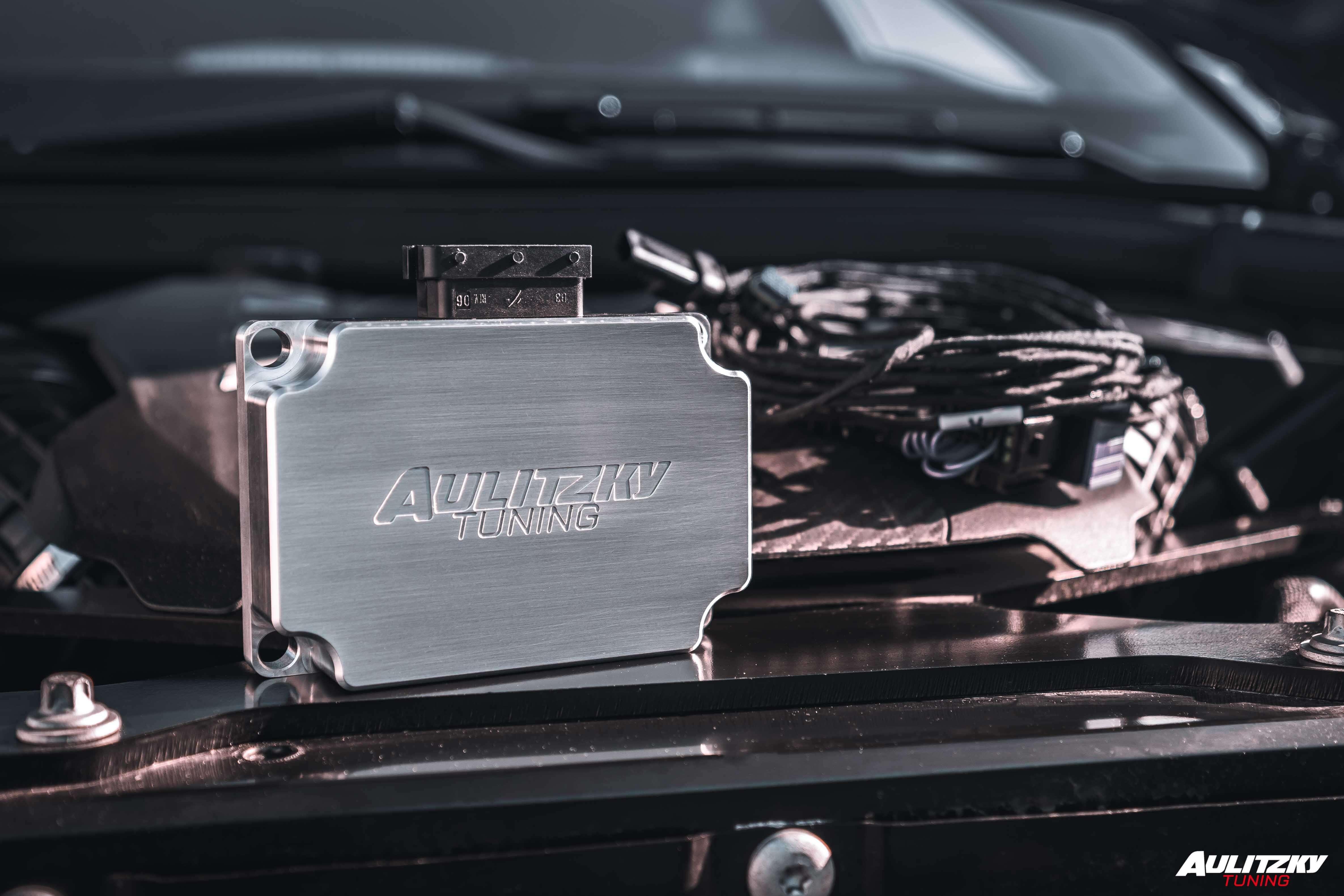 Aulitzky Tuning   BMW X5M/X6M Competition F95/F96   Leistungssteigerung per Zusatzsteuergerät