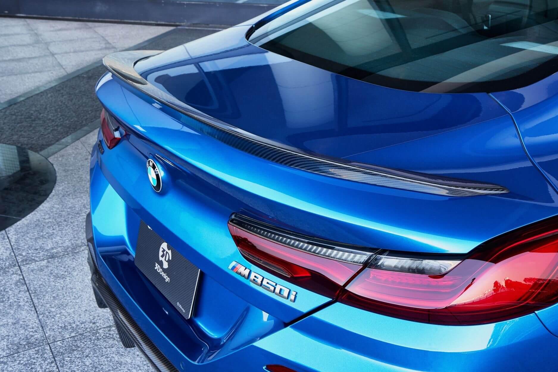 3DDesign | Carbon Spoiler | BMW 8er/M850i/M8/M8 Competition | F91/F92/G14/G15