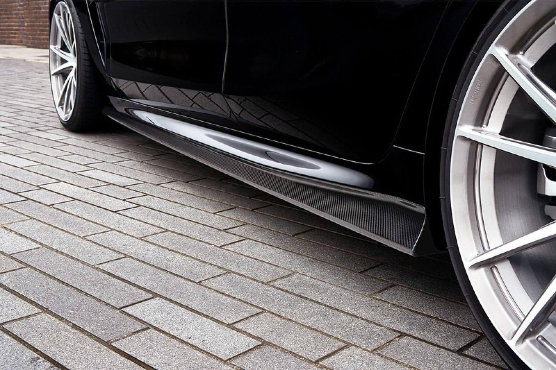 3DDesign | Carbon Seitenschweller | BMW M8/M8 Competition | F93