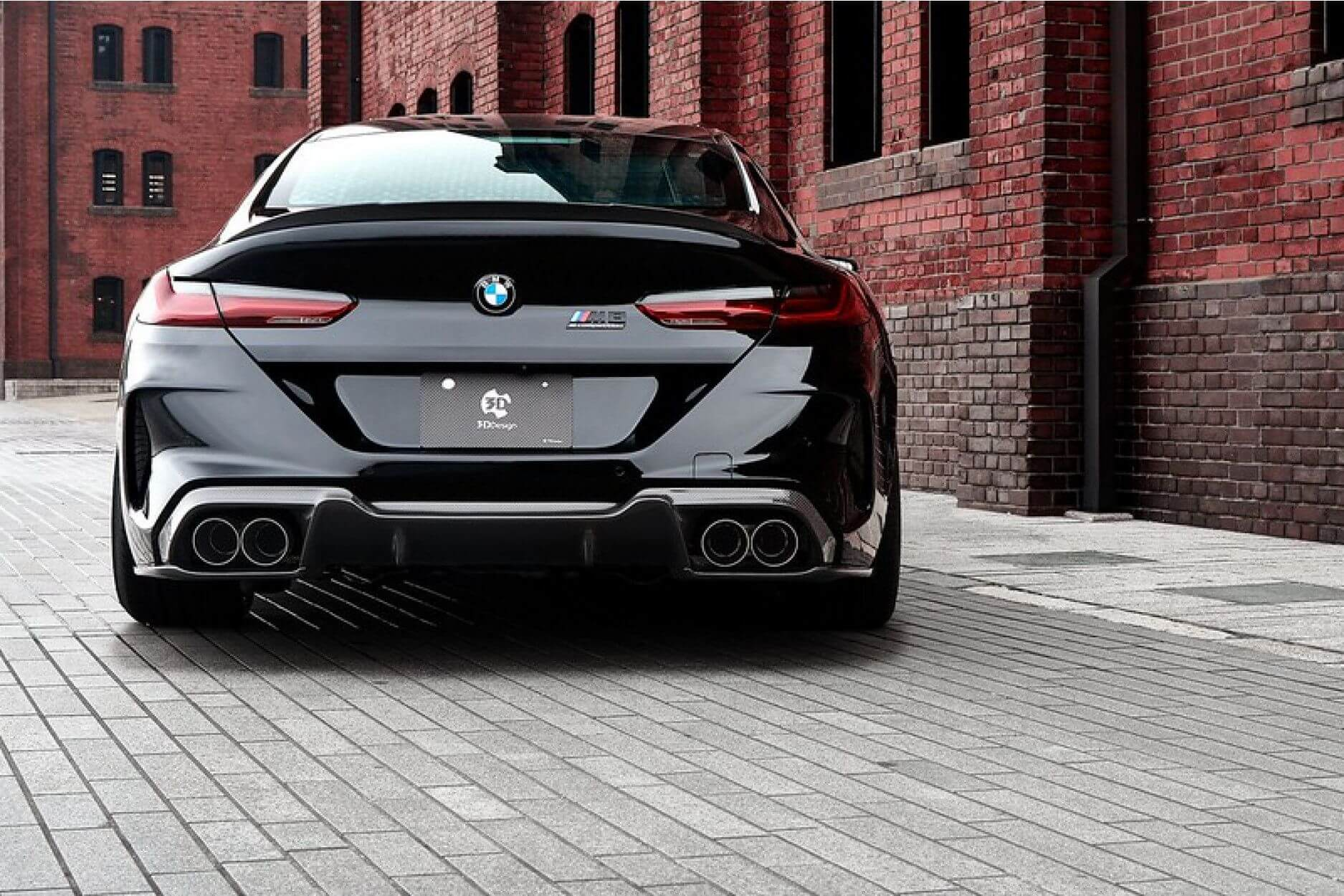 3DDesign | Carbon Diffusor | BMW M8/M8 Competition | F93