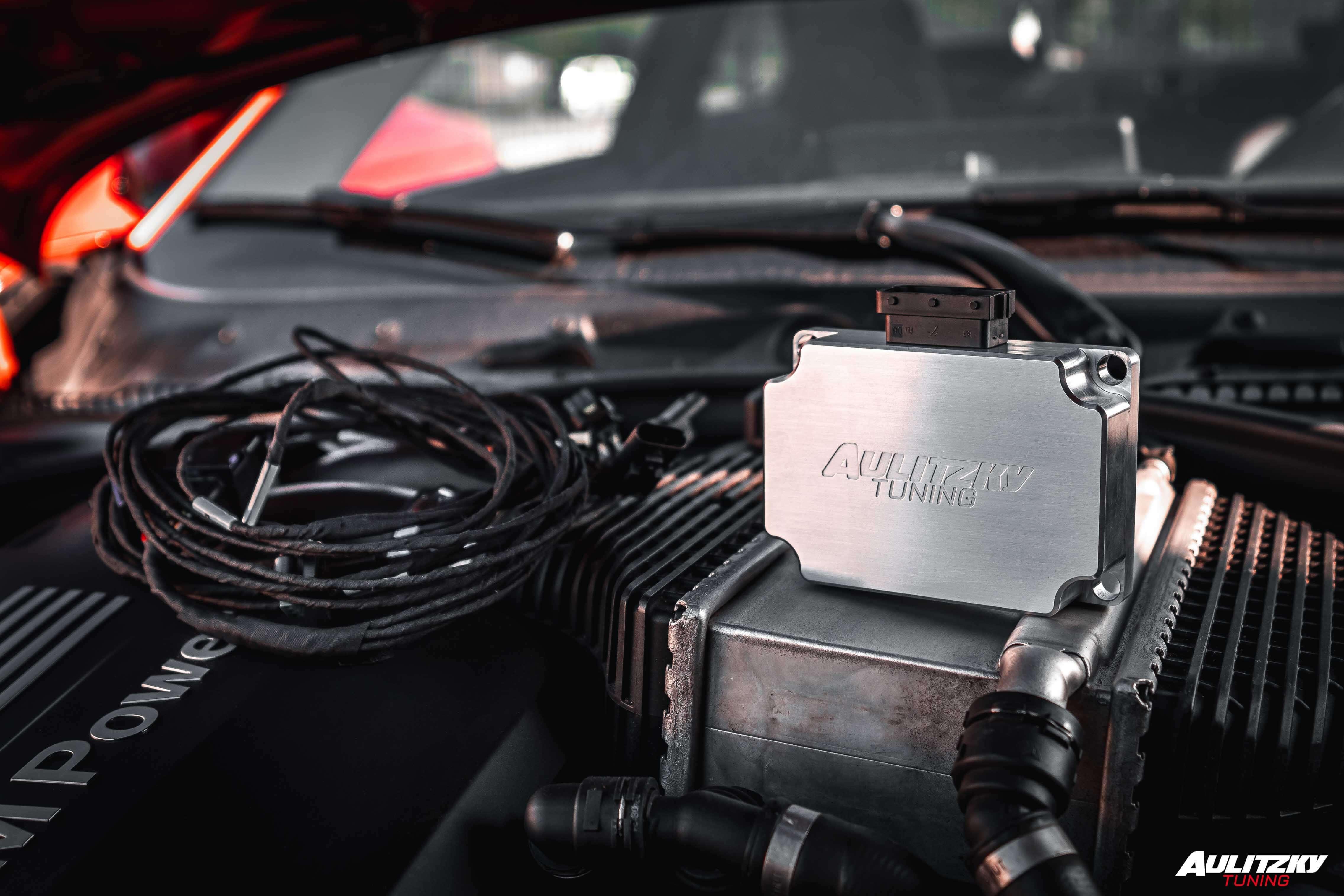 Aulitzky Tuning   BMW M340d/M440d   G20/G21/G22/G23   Leistungssteigerung per Zusatzsteuergerät